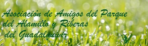 Asociación de Amigos del Parque del Alamillo y Riberas del Guadalquivir.
