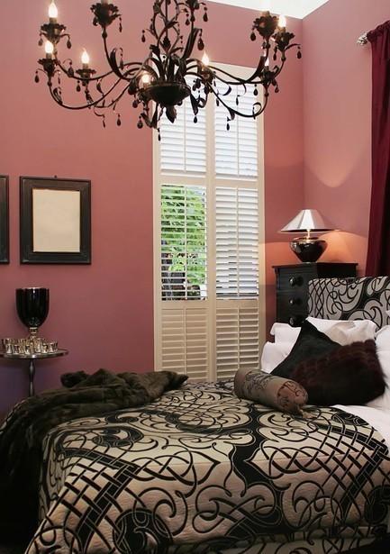 Dormitorios rosa dormitorios con estilo - Decoracion habitacion rosa ...