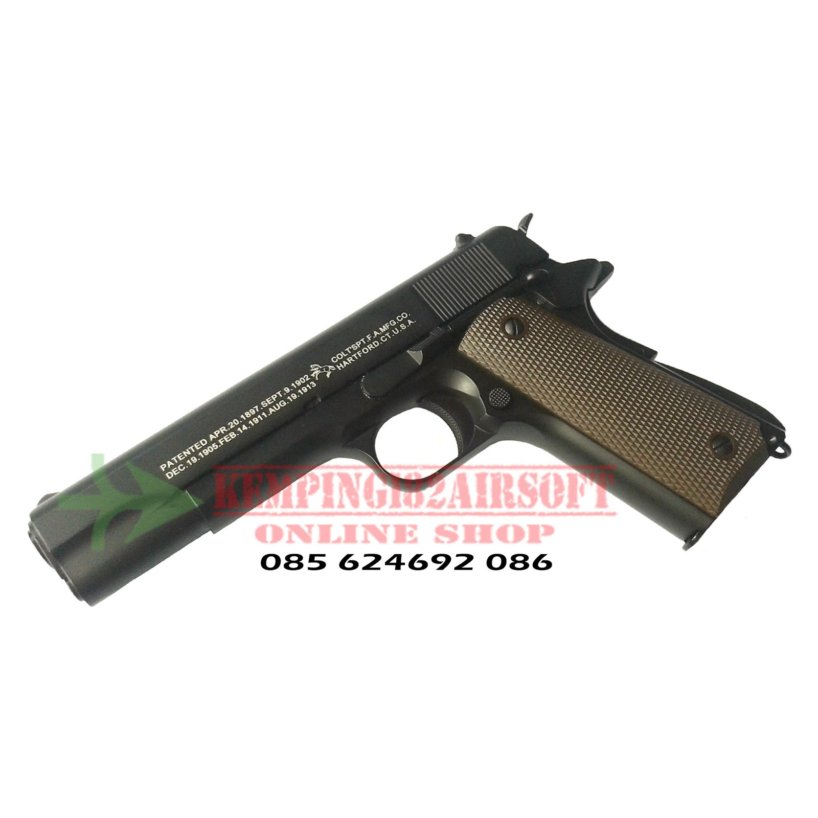 comment on this picture satpam air soft gun jam dinding