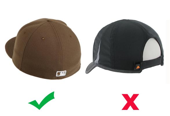 نوع القبعة المناسب للعمل