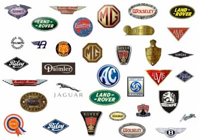 automobile logos