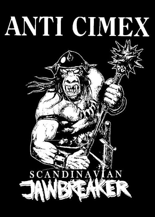Snow Delay At The Frankfurt School Anti Cimex Scandinavian Jawbreaker 1993