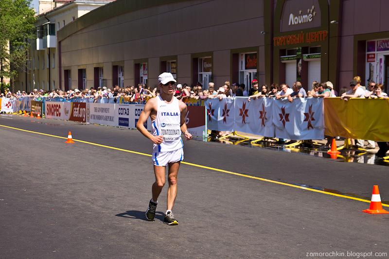 Мужчины 50 км Кубок Мира по Спортивной ходьбе Саранск | Mens' 50 km IIAF World Race Walking Cup Saransk 2012