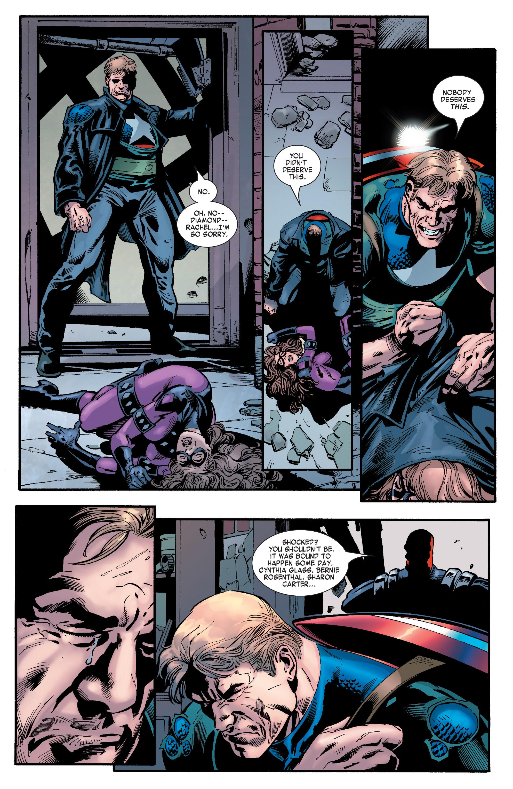 Captain America (2002) Issue #32 #33 - English 7