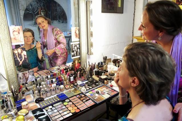 Aus KimArt wird die Makeup Mission