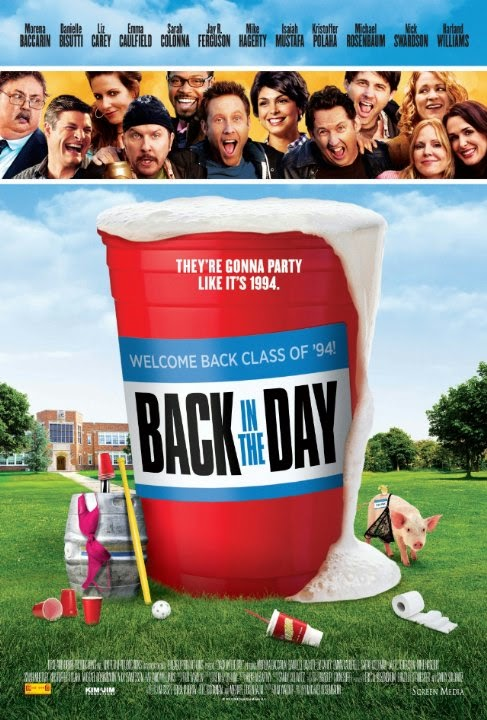 Back In The Day (2014) DVDRip