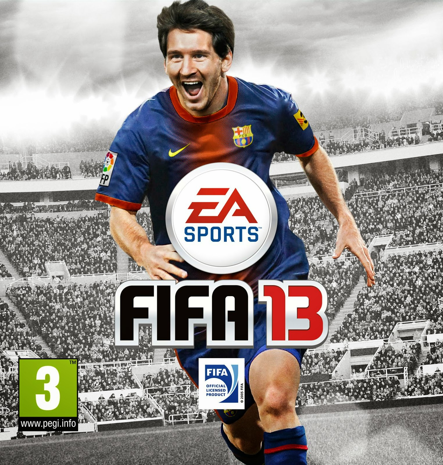 EA Sports FIFA 13 Download Free PC Full Game