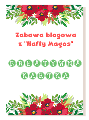 Kreatywna kartka- zabawa blogowa