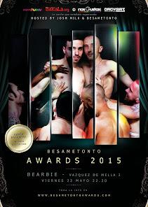 BESAMETONTO AWARDS 2015