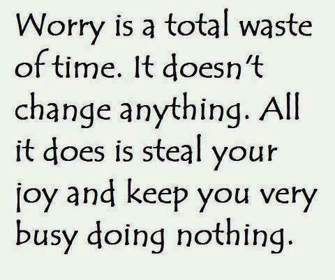 Worry Quotes Wallpapers