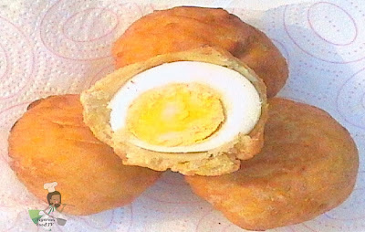 Nigerian Egg roll