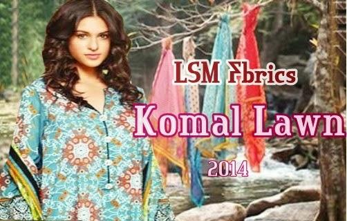 Komal Lawn 2014