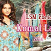 LSM Fabrics Komal Lawn 2014 | Komal Summer Collection 2014 by LSM