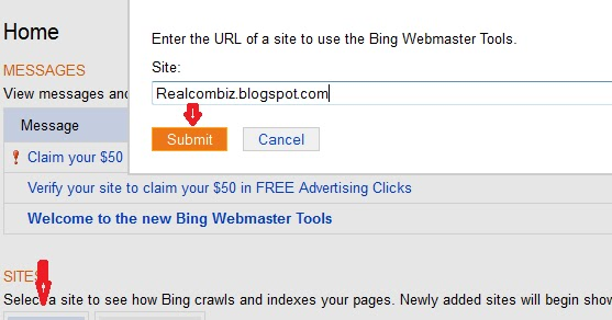 How to Submit Your Website to a Search Engine ... - Lifewire