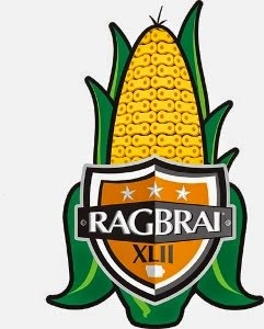 RAGBRAI Support Giveaway - 7 Winners!