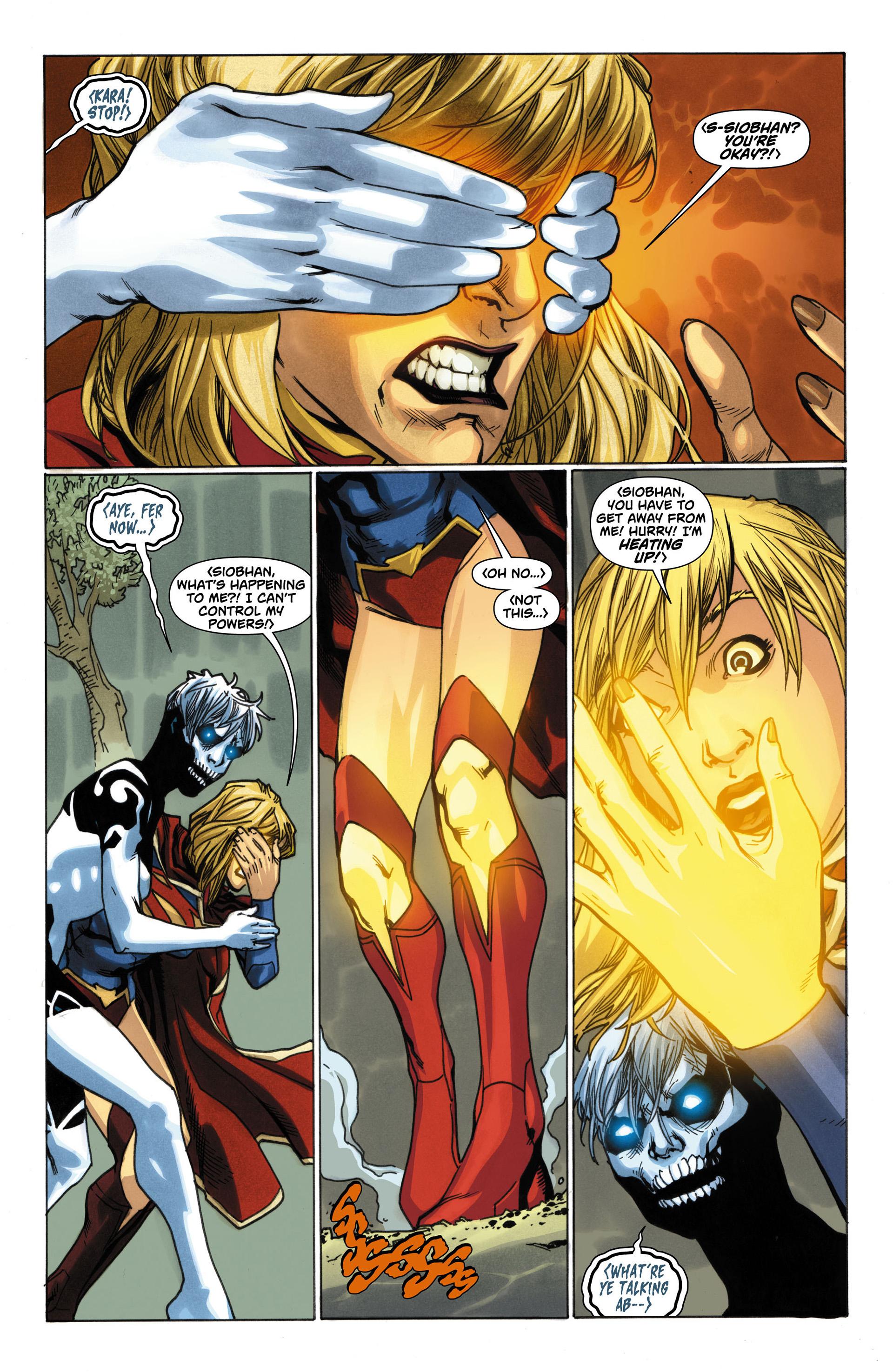 Supergirl (2011) Issue #9 #11 - English 17