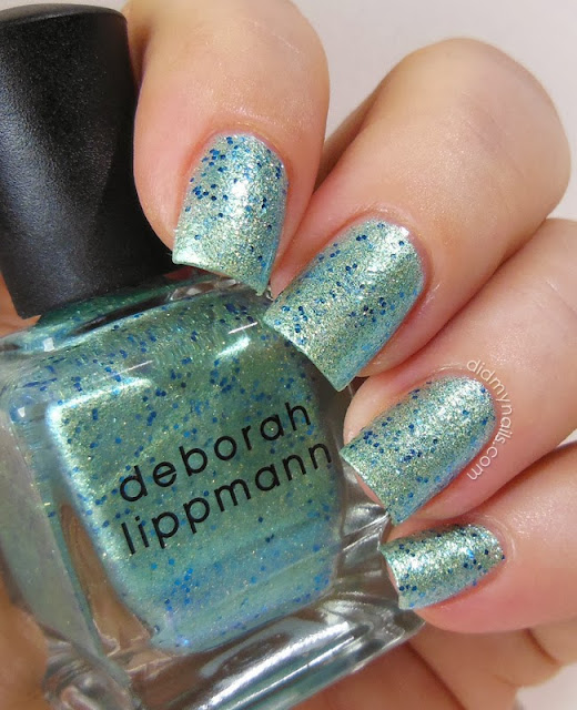 Deborah Lippmann Mermaid's Dream swatch