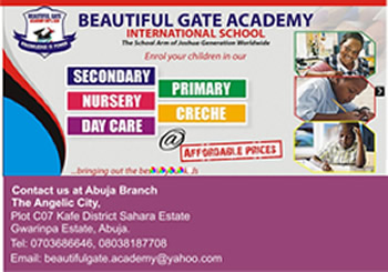 Beautiful Gate Academy