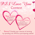"WorldCard ""P.S.I I Love You"" Contest"