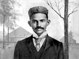 essay on gandhiji lived and died for indians