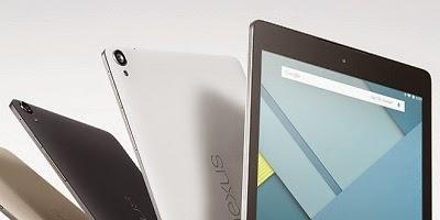 Harga Google Nexus 9