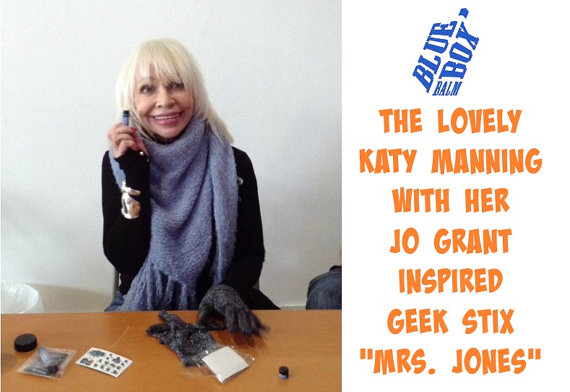 Jo Grant Approved!
