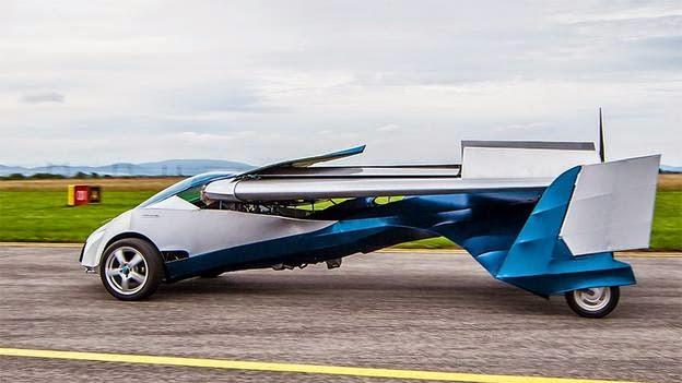 تعرف على السيارة الطائرة AeroMobil 3.0