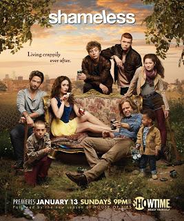 Không Biết Xấu Hổ Phần 3 - Shameless Season 3