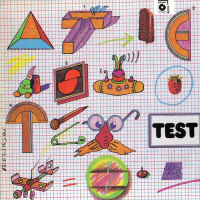 Test - Test 1974 (Poland, Hard Rock, Heavy Prog)