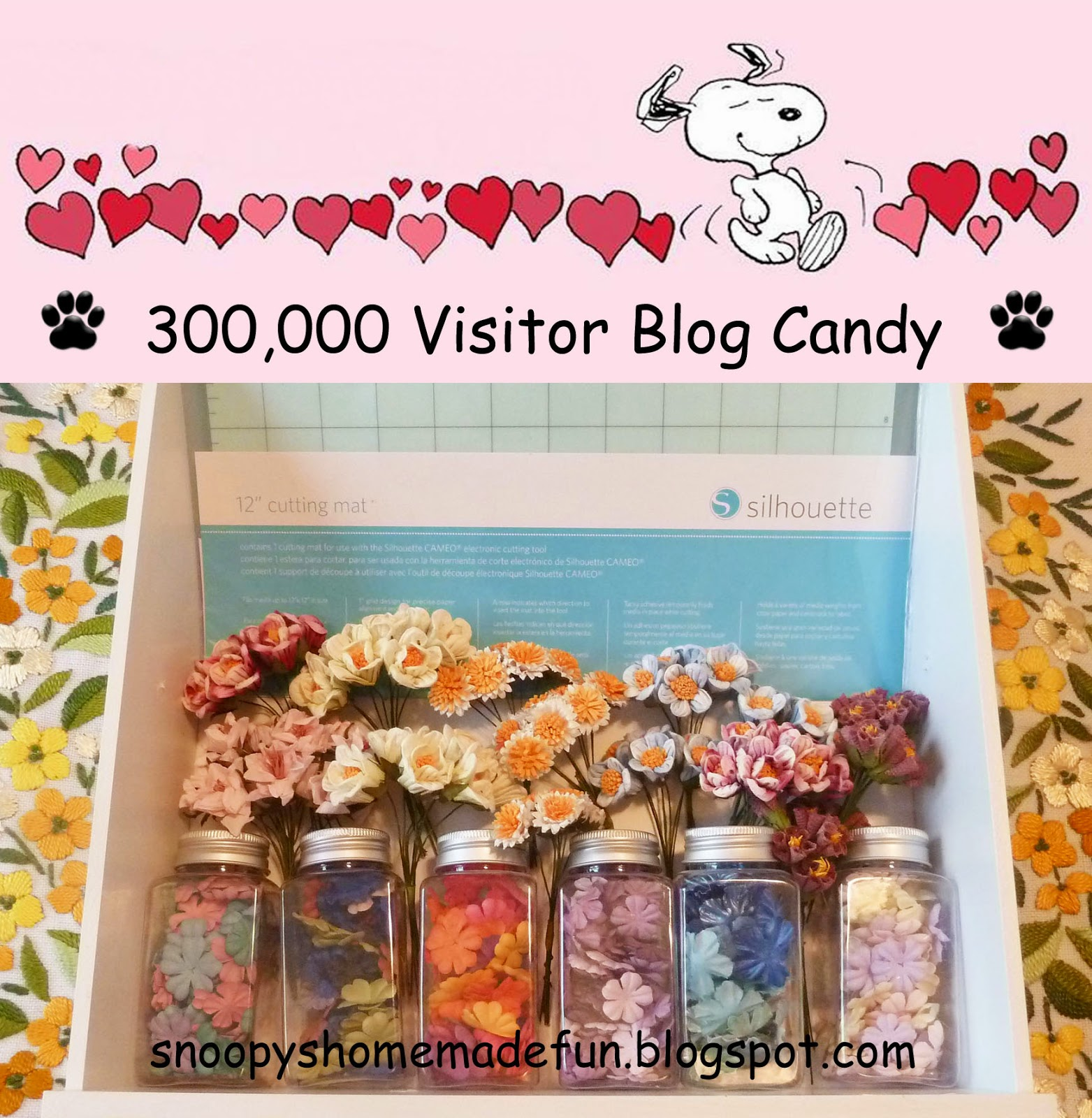 Blog Candy Snoopy