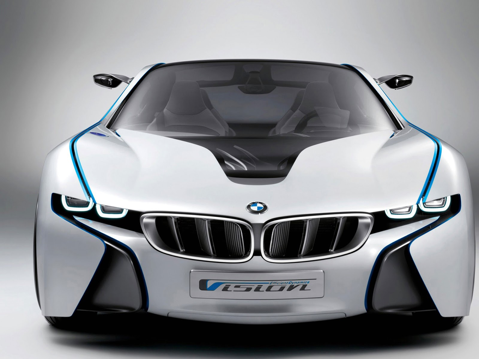 Beau 2013 BMW Vision Efficient Dynamics Concept Latest Car Model