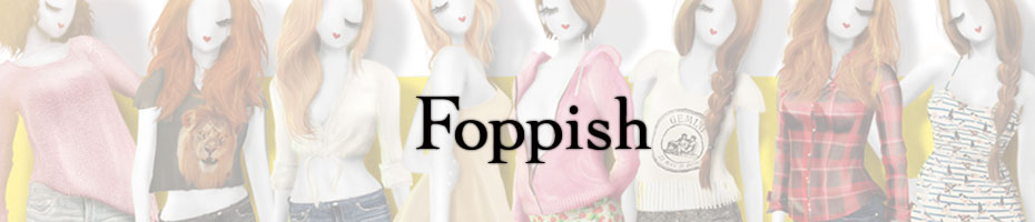 [Foppish] secondlife