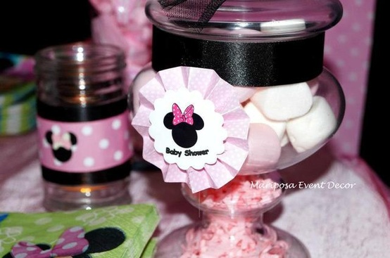 Decoración De Fiestas Infantiles de Minnie Mouse