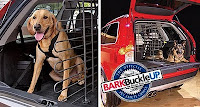 Pet Vehicle Barriers Don't Be a FOOL