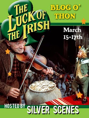 The Luck of the Irish Blog O'Thon : March 15-17th, 2015
