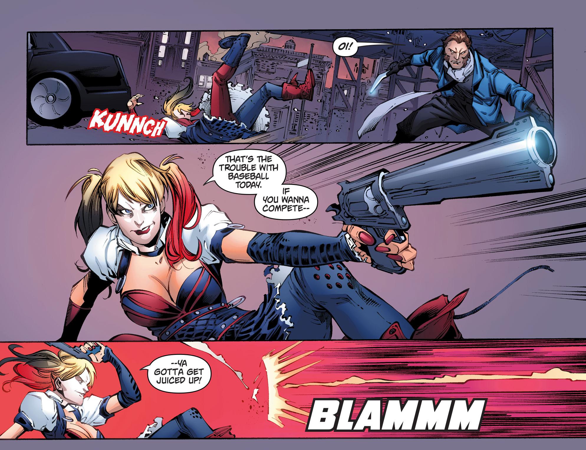 Batman: Arkham Knight [I] Issue #22 #24 - English 9