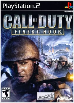 Call of Duty - Finest Hour - Ps2