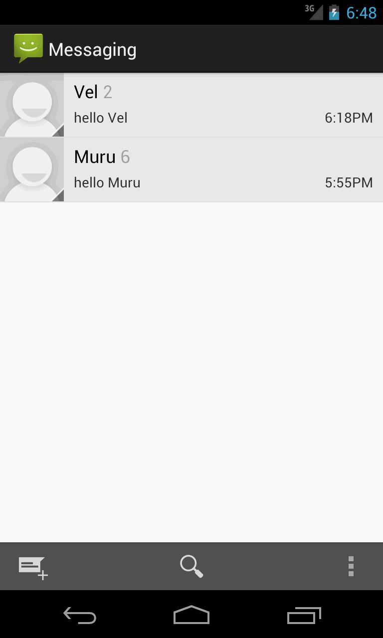 Send Multiple sms