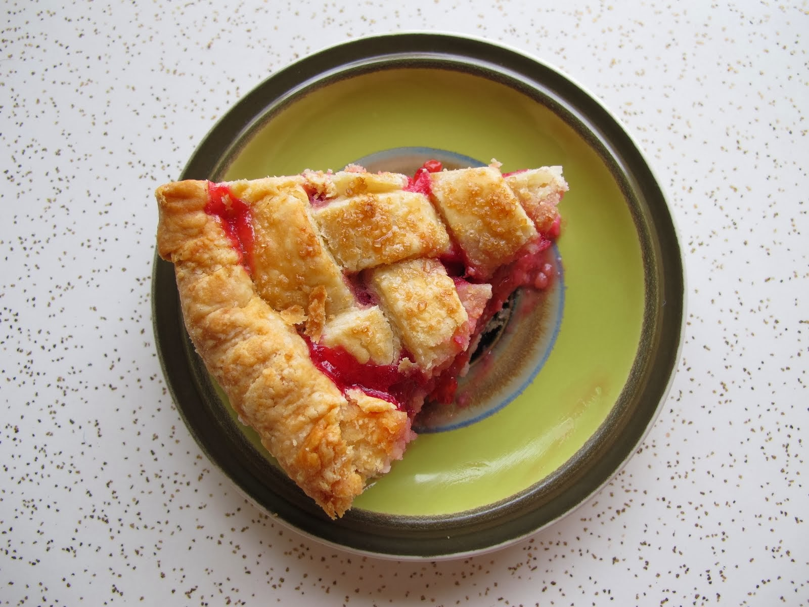Pie Slice by Kate Lebo