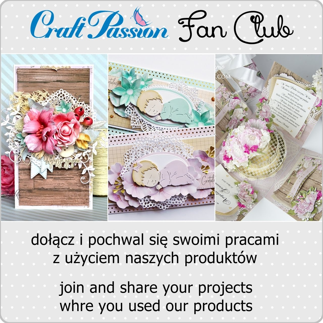 Craft Passion Fun Club - FB
