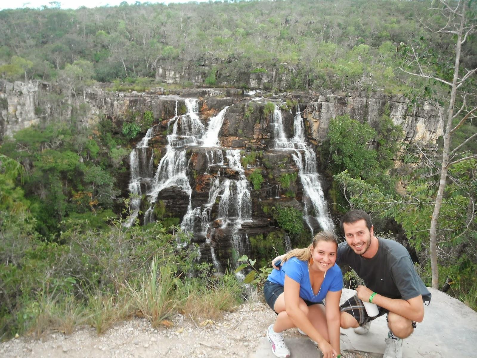 Cachoeira Almécegas I, Fazenda São Bento, Alto Paraíso, Chapada dos Veadeiros