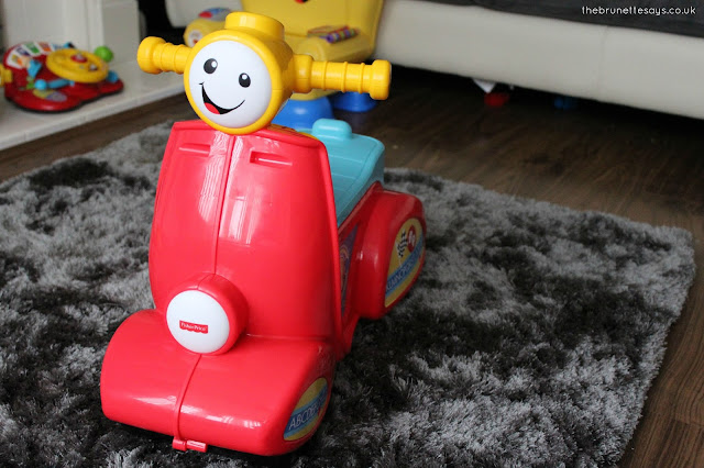 Fisher Price, Scooter, Smart Stages, Baby Ride On, baby toys