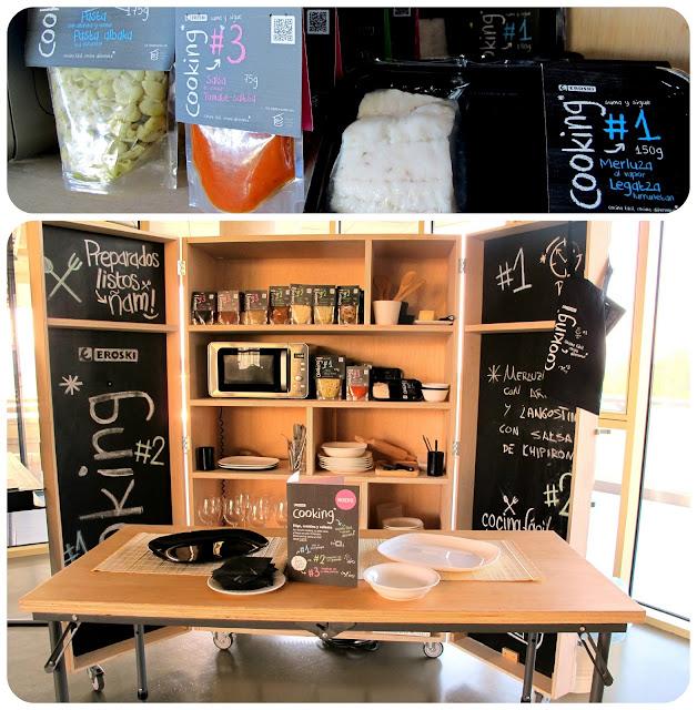 Presentación de Eroski Cooking #Hazteuncooking en el Basque Culinary Center