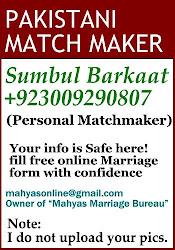 Women matchmaker