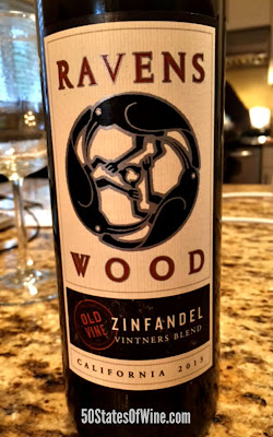 Wine of the Week: Ravenswood Old Vine Zinfandel 2013