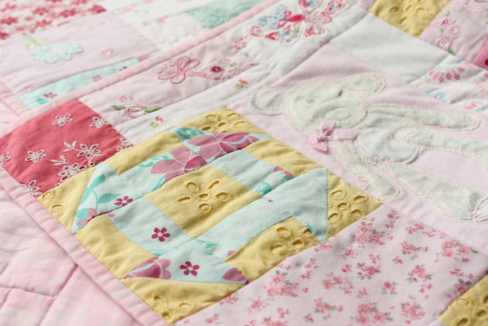 Keepsake Blankets From Baby Clothes