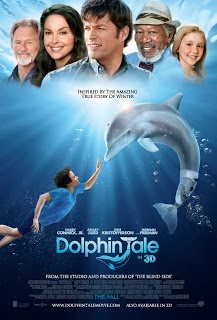 Dolphin Tale Movie Review #dolphintale #movie by A Slice of Homeschool Pie.com