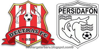 Prediksi Deltras vs Persidafon | Skor Hasil ISL Minggu 3 Juni 2012
