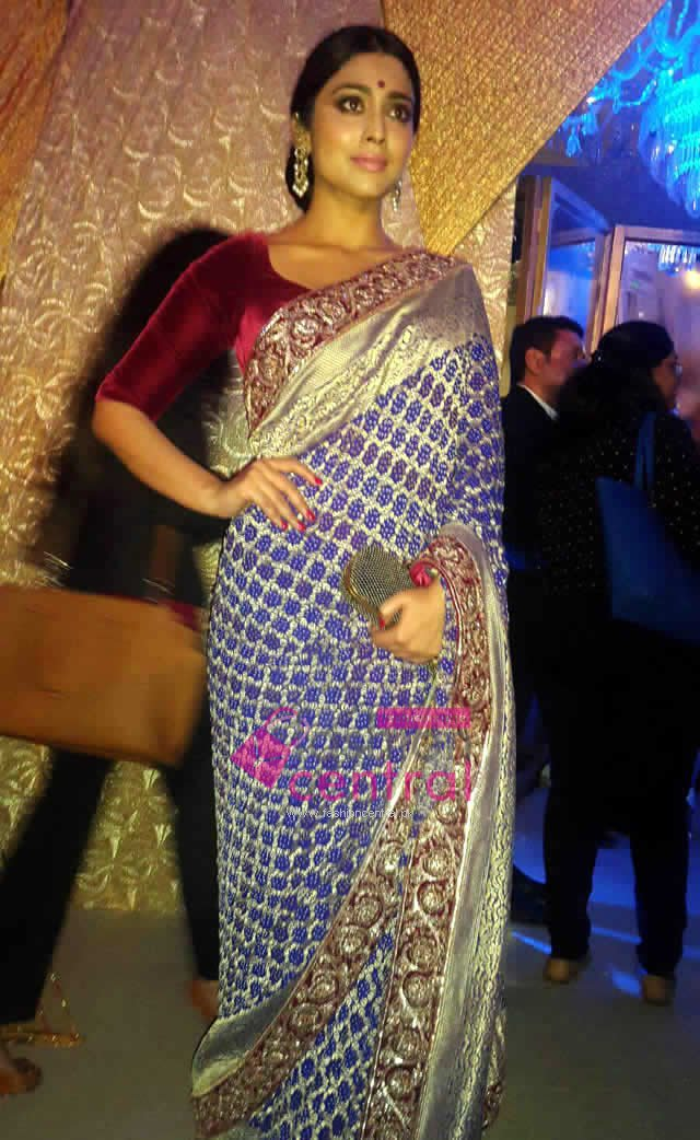Launching Of Manish Malothra The Regal Threads Collections