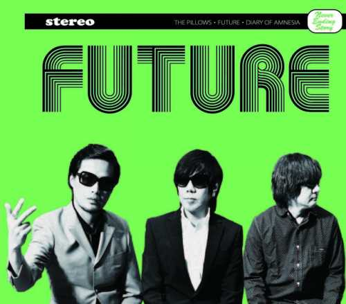 [MUSIC] the pillows – FUTURE (2014.11.05/MP3/RAR)